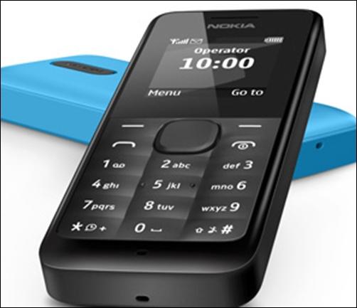 Nokia 105.