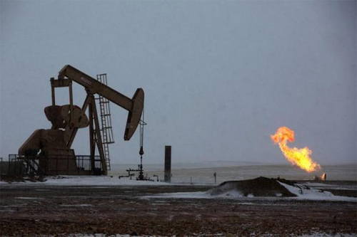 Oil boom in North Dakota