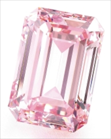Perfect Pink Diamond.