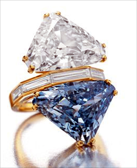 World's most expensive jewels sold at auctions