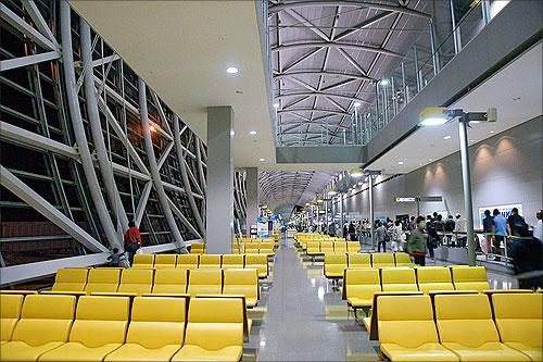 Kansai International Airport.