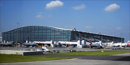 World's 30 busiest airports