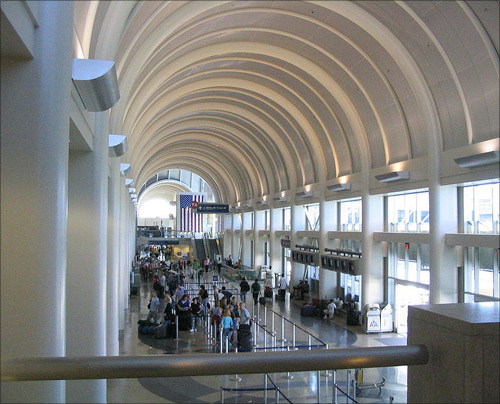 Los Angeles International Airport.