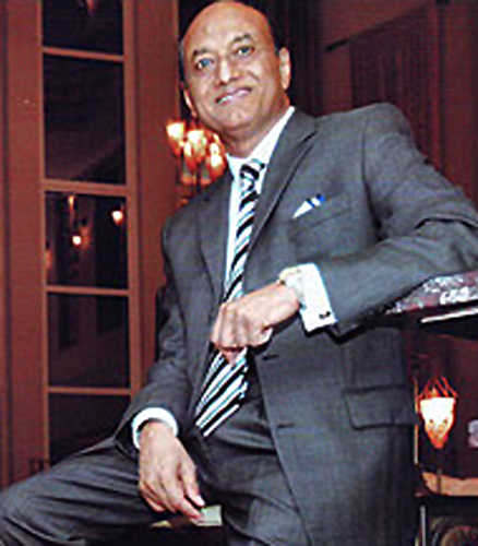 Paras Shahdadpuri.