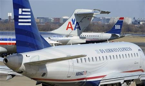 American-US Airways to form world's largest airline