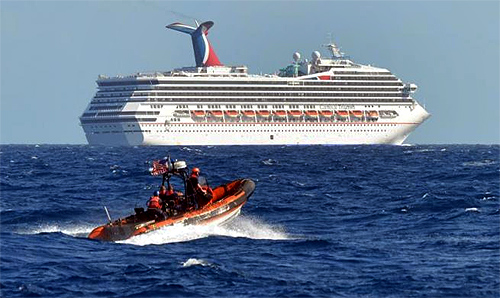 What ails the cruise ship industry