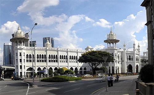 Kuala Lumpur Station.