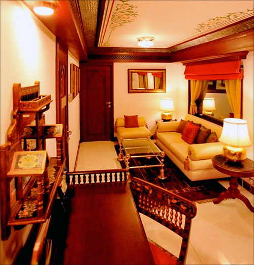 India's amazing luxury trains