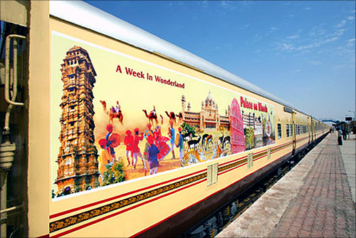 Palace on Wheels.