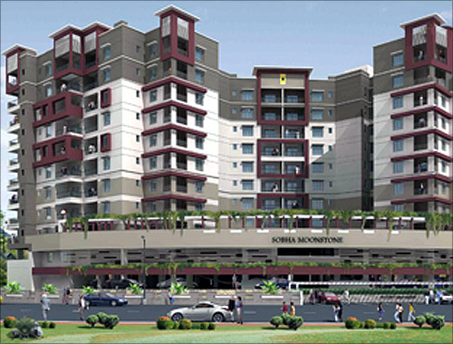 North Bangalore turns into residential hotspot