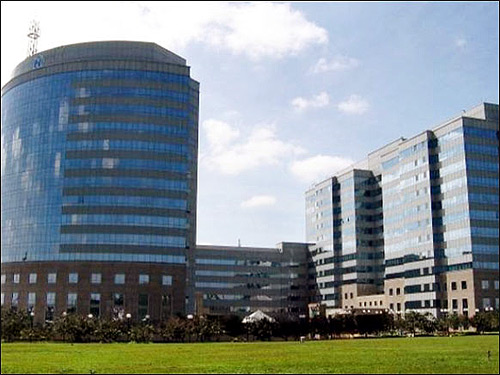 International Tech Park, Bangalore.