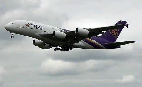 Thai Airways.