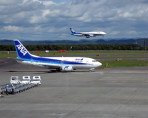 All Nippon Airways.