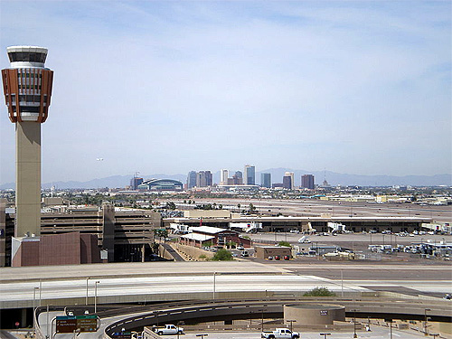 Phoenix Sky Harbour International Airport.