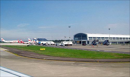 Jakarta Soekarno-Hatta International Airport.
