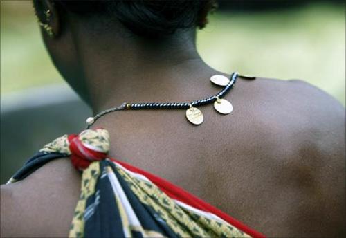 Beautiful world of jewellery