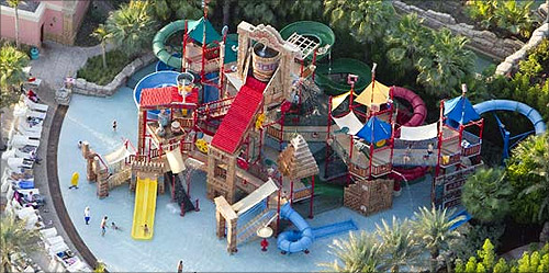 Splashers at Aquaventure, Atlantis The Palm.