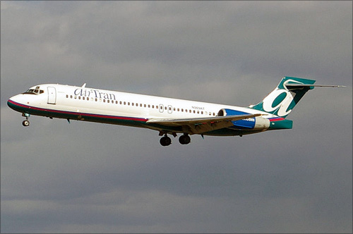 AirTran Airways.