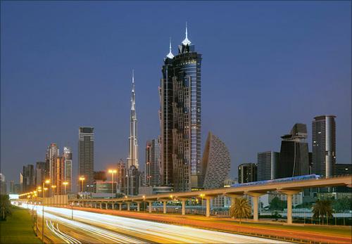 World's 25 tallest hotels