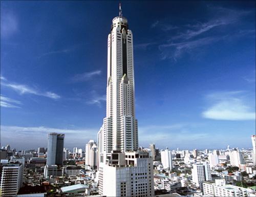 Baiyoke Tower II.