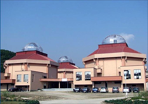 Lecture Hall complex of IIT Guwahati.