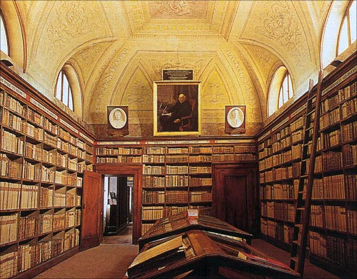Angelica Library.