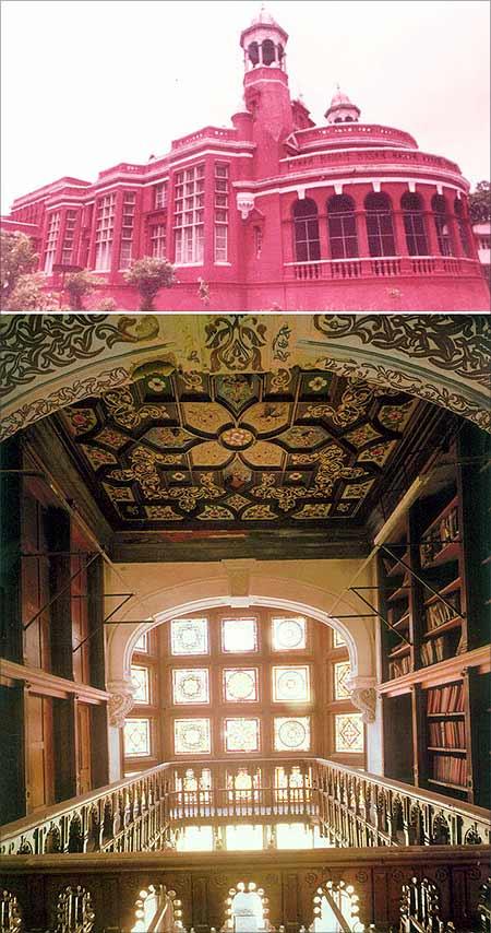 Connemara Public Library.