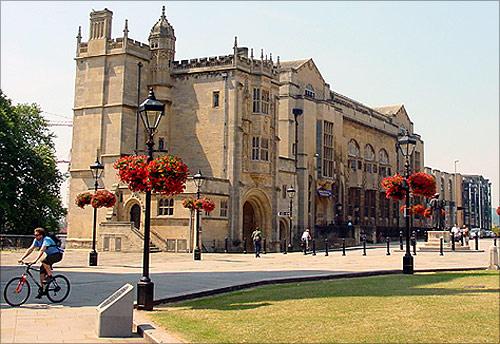 Bristol Central Library, Bristol.