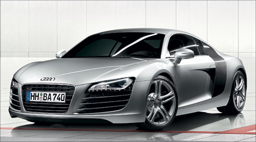 Audi Drives In The Stunning R8 At Rs 135 Cr Rediffcom Business