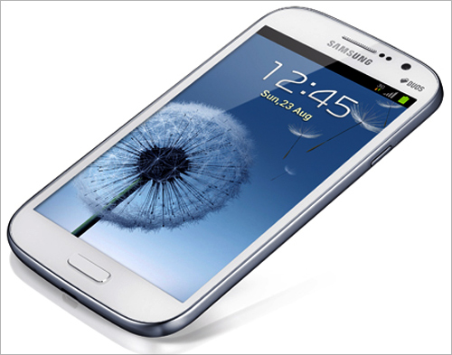 Samsung launches new Galaxy Grand at Rs 21,500