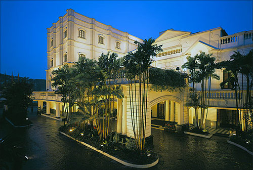 The Oberoi Grand.