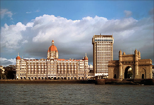 The Taj Mahal Palace.