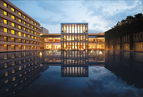 The Oberoi, Gurgaon.