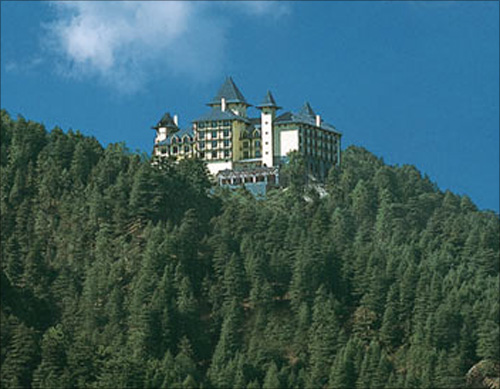 Wildflower Hall.