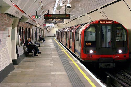 London Metro.