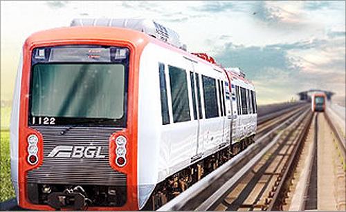 Busan Metro.