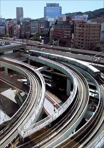Kobe Metro.