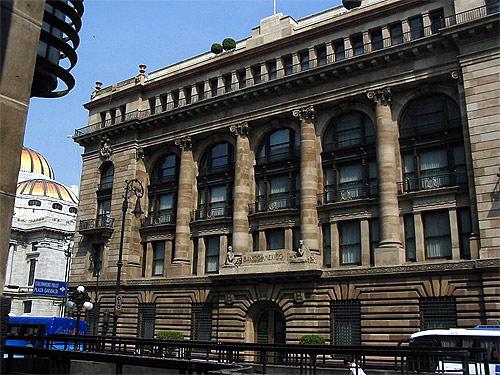 Bank of Mexico.
