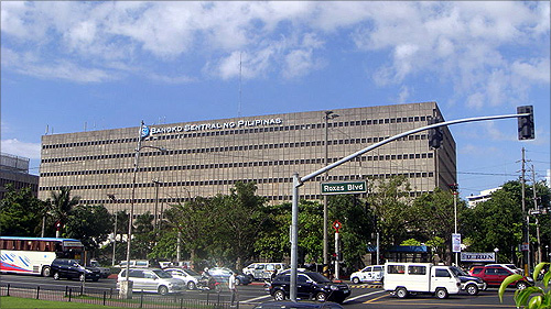 Central Bank of the Philippines.