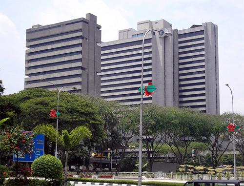 Central Bank of Malaysia.