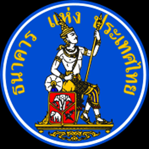 Seal of the Bank of Thailand.