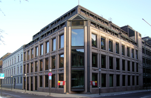 Central Bank of Norway.