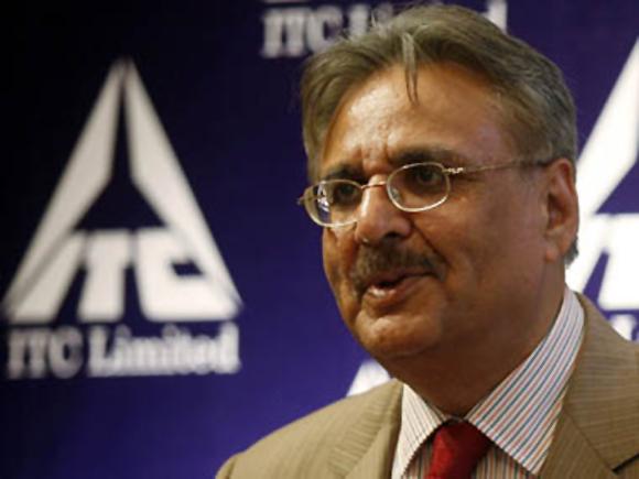 ITC chairman Y C Deveshwar