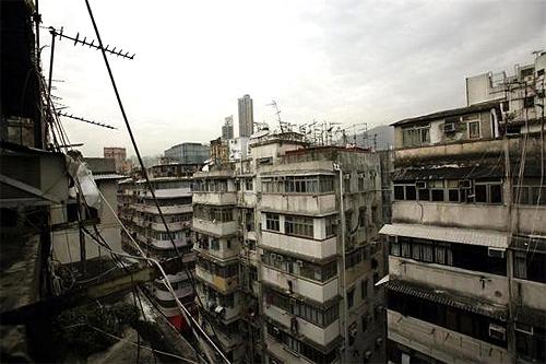 Glimpses of China's urbanisation drive