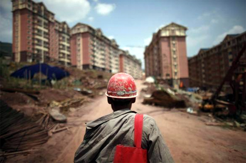Glimpses of China's urbanisation drive