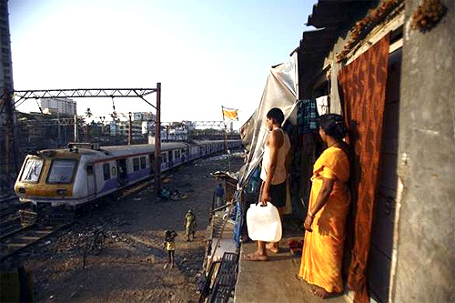The bustling world of Indian Railways