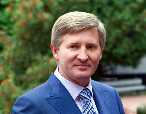 Rinat Akhmetov.