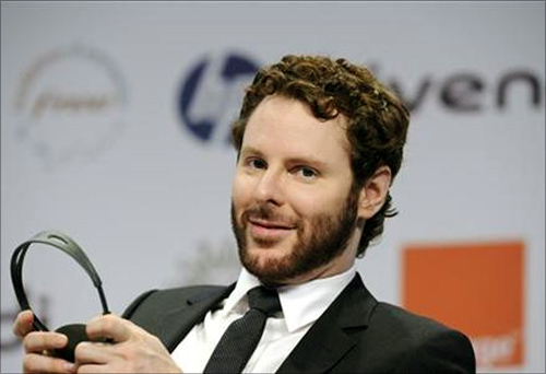 Sean Parker.