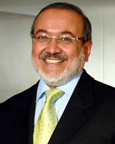 H F Khorakiwala.