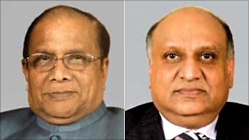 B G Bangur and H M Bangur.